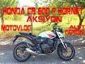Honda CB 600 F Hornet / Aksiyon / MotoVlog /