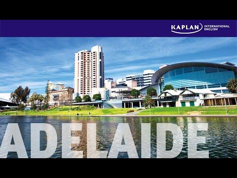 Study English In Adelaide   Kaplan International English