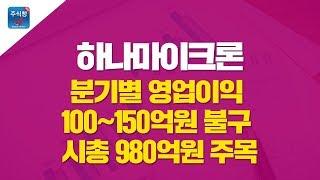 [주식투자]내일장타켓_분기별 영업익 100~150억원 …
