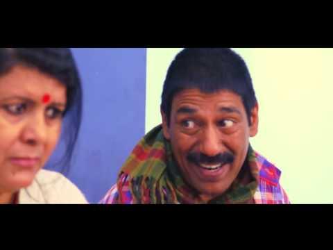 BEST GARHWALI COMEDY# आधी रात मा दुई जणो कु गढ़वाली घपरोल  #garhwali comedy video 2017