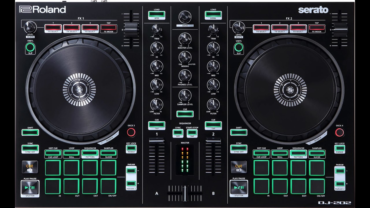 WHEN DID THE ROLAND DJ 202 COME OUT
