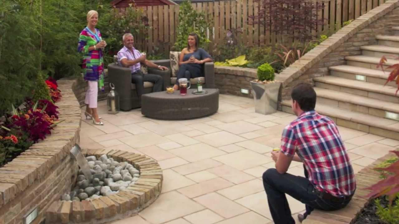 Briarlea Landscapes Garden Design Project - YouTube