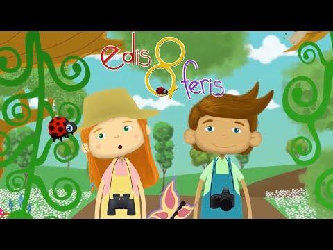 Haydi Ormana Gidelim Şarkısı ve Edis \u0026 Feris ile 30 Dakika Çocuk Şarkıları Dinle