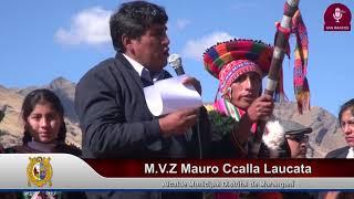Tema:Autoridades de la UNMSM visitaron la ciudad de Cusco