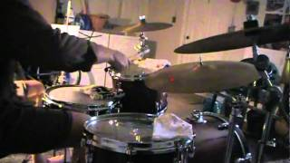 "Leo Sayer "" When I Need You "" Drum Cover"