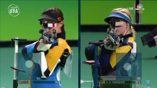 Team USA | Remembering Rio | Ginny Thrasher - 10m Air Rifle