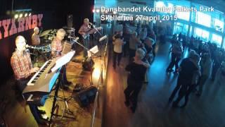 Dansbandet Kvarnby FP Skellefteå 27 april 2015