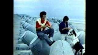 カリッと青春。グリコ・アーモンド・チョコレートCM.