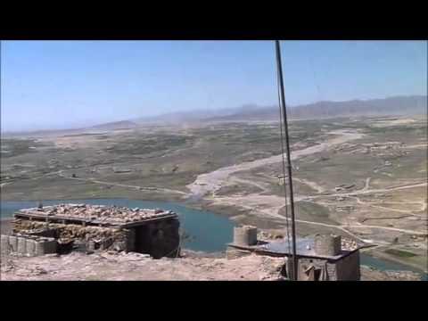 Kajaki Peaks - Kajaki Dam US Marine Corps