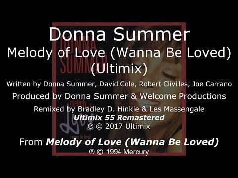 Donna Summer - Melody of Love (Ultimix) LYRICS - HQ