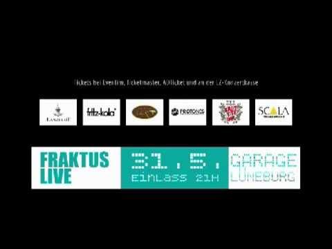 Fraktus - Live in Lüneburg - Radio ZuSa Mitschnitt