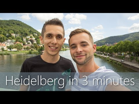Heidelberg in 3 minutes | Travel Guide | Must-sees for your