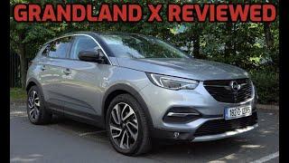 Opel Grandland X review   Better than a Qashqai, 3008 or Tucson?