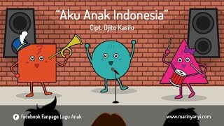 Lagu Anak - Aku Anak Indonesia