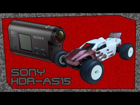 Sony Action Cam HDR-AS15 WiFi Test - Berlin-Trophy 4. Lauf