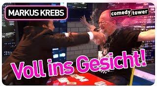Markus Krebs kriegt