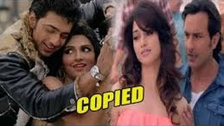 bollywood songs copied from all over streaming