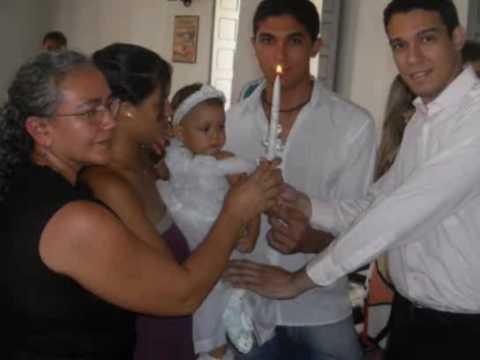 baptizo de matilda