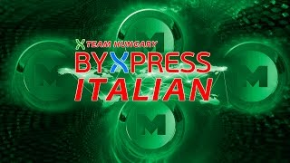 ByXpress Italian language