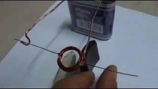 Moteur électromagnétique très simple
