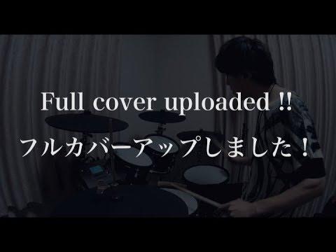 [Drum Cover]ODD FUTURE by UVERworld - Boku no Hero Academia Season3 OP【僕のヒーローアカデミア】