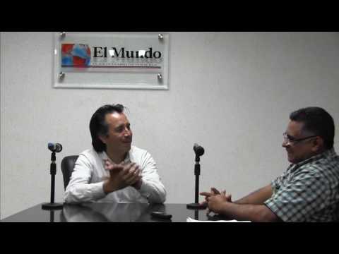Entrevista a Cuitláhuac García  Jiménez