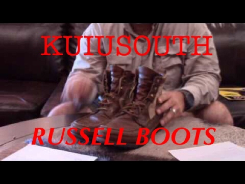 Russell Moccasin PH Boot Review
