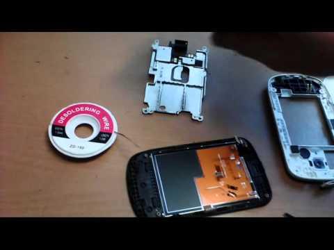 Samsung Gt S3850 прошивка (ссылки в описании)