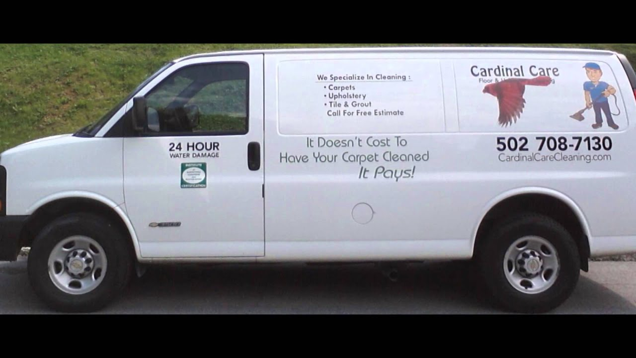 Cardinal Care Professional Carpet Cleaning Upholstery Cleaning