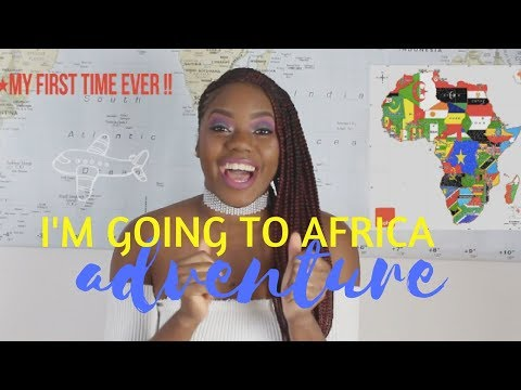 I'm  Going Back packing in Africa! Travel Essentials | Summer trip 2017