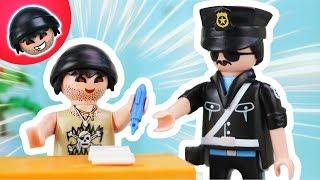 KARLCHEN KNACK #81 - Karlchen macht die Polizeiausbildung! - Playmobil Polizei Film