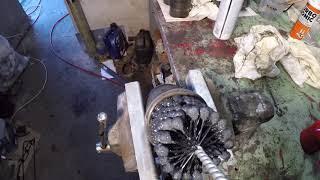 Déglaçage chemise moteur Cléon Fonte 688 D7/12 de 4L