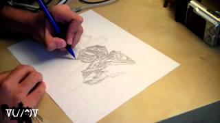 Sentinel Prime Speed Drawing