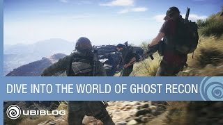 Dive into the World of Ghost Recon Wildlands
