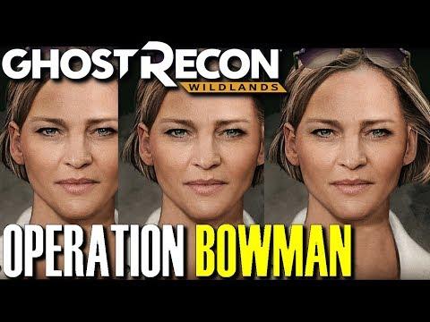 GHOST RECON WILDLANDS Milsim Operation Karen Bowman