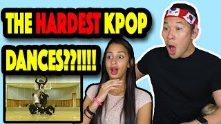 kpop mv reaction