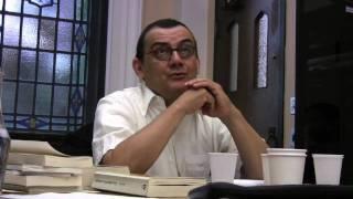 Parte 4- Horacio Castellanos Moya: