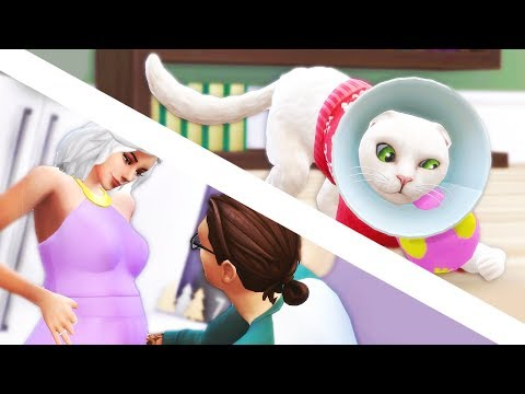 HOUSE OF SHAME 😫 // The Sims 4: Cats & Dogs #14