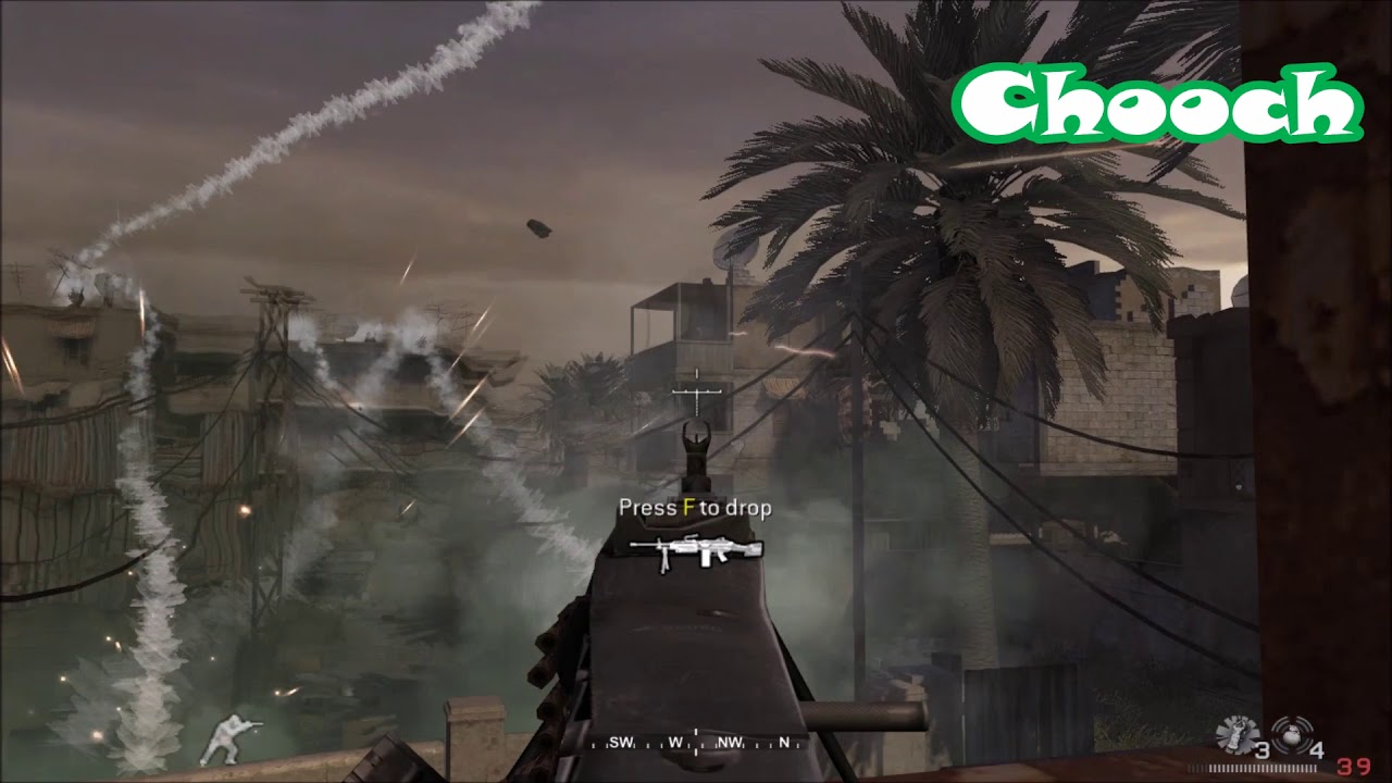 Call of Duty: Modern Warfare - Escape (Custom Singleplayer Mission)