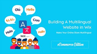 How To Make Your Online Store Multilingual | Wix Website Tutorial + Google Translate Integration