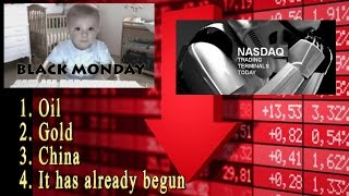 Blood Bath in Global Stock Markets - Black Monday  - Limit Down