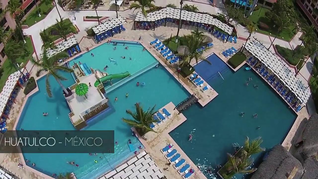 Vídeo Promocional Hotel Barceló Huatulco Beach