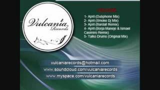 Vulcania Records [VNR007] April EP