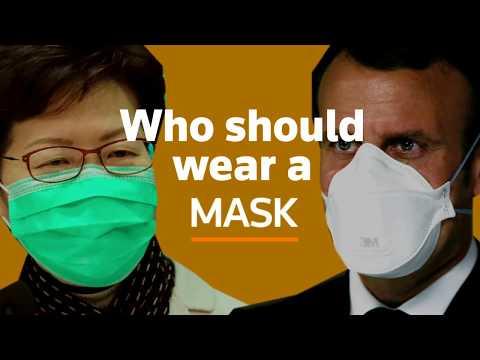 Who should wear