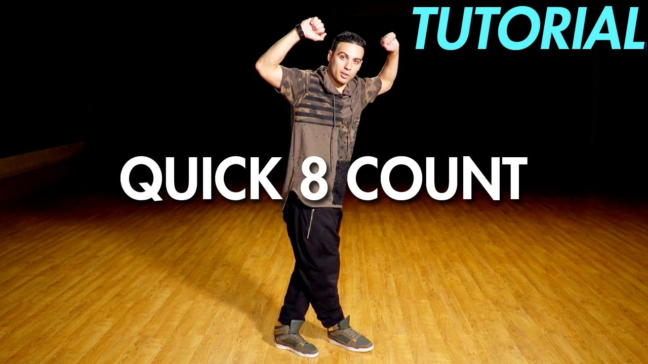 Download How to do a Quick 8 Count Dance Routine (Hip Hop Dance Moves Tutorial) | Mihran Kirakosian
