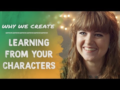 Margie Curran: Learning Virtue from Your Characters | Why We Create