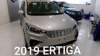Suzuki Ertiga 2019 || Walkaround