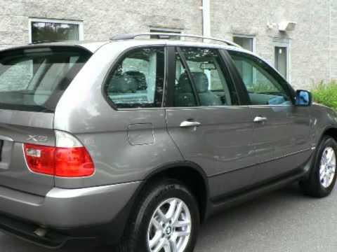 2004 BMW X5 X5 4dr AWD 3.0i Toms River Trenton Freehold NJ New Jersey