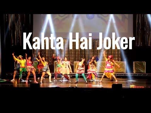 Kehta Hai Joker Saara Zamana  Mera Naam Joker |Tu Meri Full Video | BANG BANG | Shiamak SFLN 2015