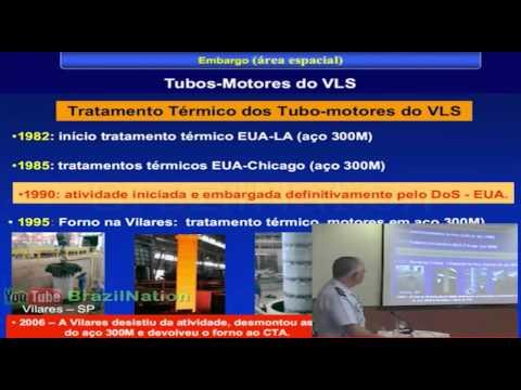 FAB BRASIL   Embargo dos EUA no setor aeroespacial do Brasil